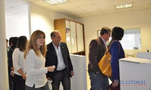 El IPS estrenó nuevas oficinas y anunció incrementos para jubilados de 8 comunas