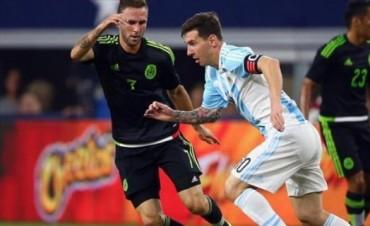 Argentina perdía bien pero lo empató en una ráfaga