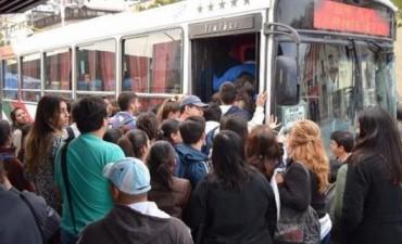 Chaco-Corrientes: hoy habrá un nuevo paro de colectivos