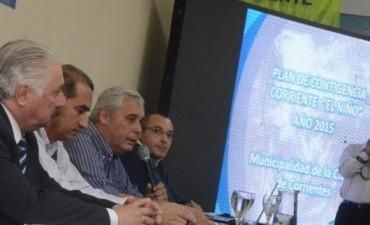 Municipio expuso su plan de contingencia y Provincia coordina con instituciones