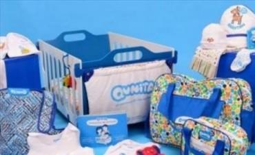 """Hospital Vidal: de 300 nacimientos se entregaron unos 90 kits del Plan """"Qunitas"""""""