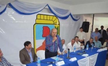Goya: en reunión de intendentes del PJ y ministro de Seguridad de Scioli, instaron a trabajar por el progreso de la provincia y la unión del partido