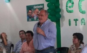 Colombi recorre la provincia con los candidatos de ECO