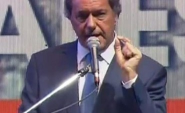 Urnas 2015: Massa, Macri y Scioli alistan nuevo desembarco