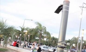 Vecinos del barrio Aldana esperan por la implementación de botones antipánico