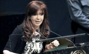 CFK viaja a Nueva York para dar su último discurso en la Asamblea de la ONU