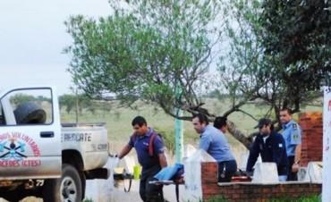 Crimen del policía: esperan resultados de ADN para procesar a los detenidos
