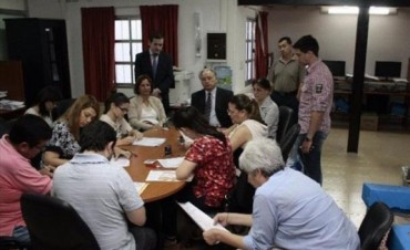 Escrutinio definitivo ratificó triunfo de Maidana–Martínez