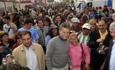 Energía, entre los pedidos a Macri