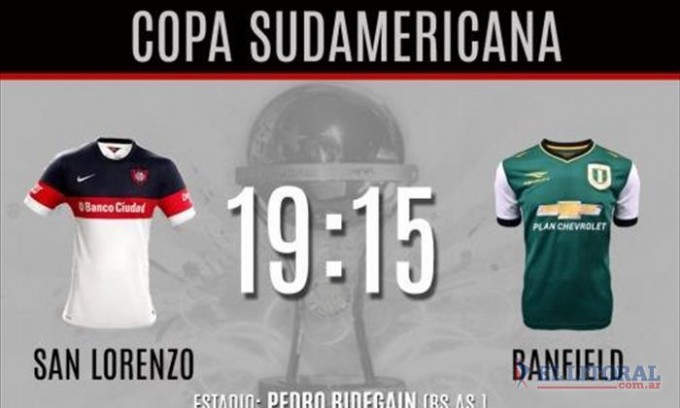 San Lorenzo y Banfield definen su pase a octavos de final de la Sudamericana