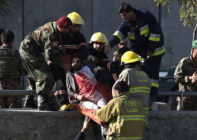 Doble atentado dejó 26 víctimas fatales