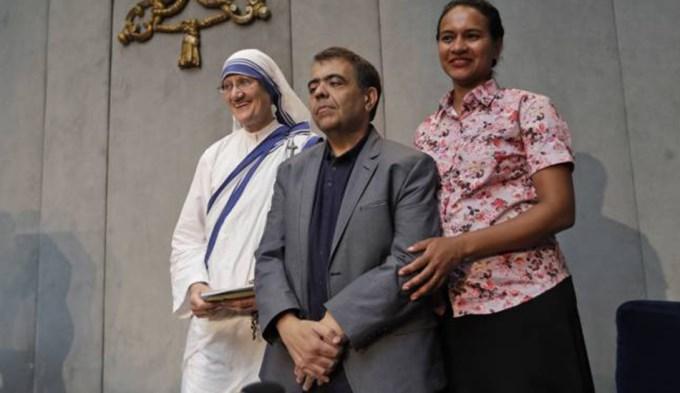 El milagro que hizo santa a la Madre Teresa