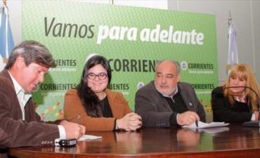 Nación invertirá más de $4 millones para equipar a ocho municipalidades