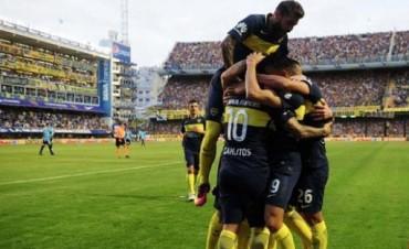 Boca dio una muestra de actitud y goleó a Belgrano