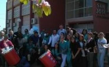 Paro y movilización de médicos con una adhesión de más del 90% en Libres