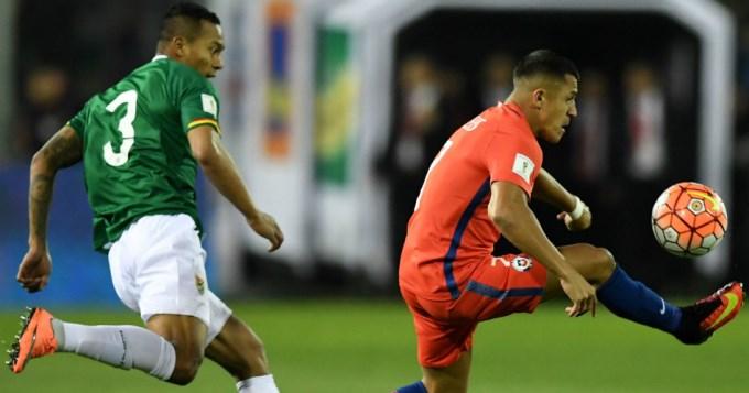 Chile y Bolivia, sin diferencias