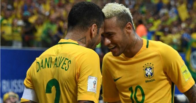 De la mano de Ney, Brasil no para de ganar