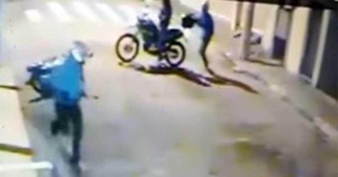 Policía de civil abatió a ladrón que quiso asaltarlo