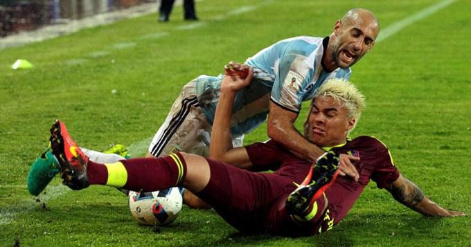 Posiciones, goleadores y fixture de las eliminatorias