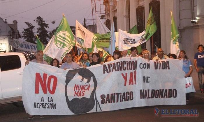 Desde la Iglesia también piden acelerar la búsqueda de Santiago Maldonado