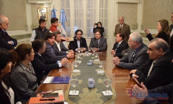 Garavano firmó acuerdos y Nación aportará $15 millones en infraestructura y tecnología