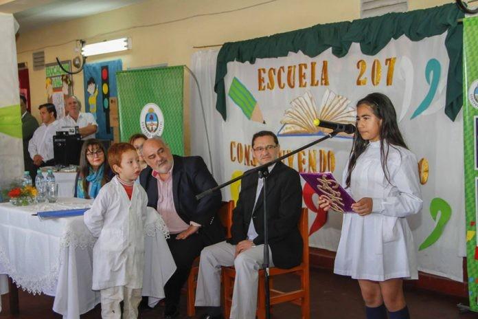 La Provincia puso en marcha el Plan Alimentario Escolar en Goya