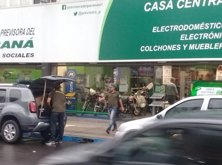 Allanaron Previsora del Paraná SA por millonaria evasión impositiva