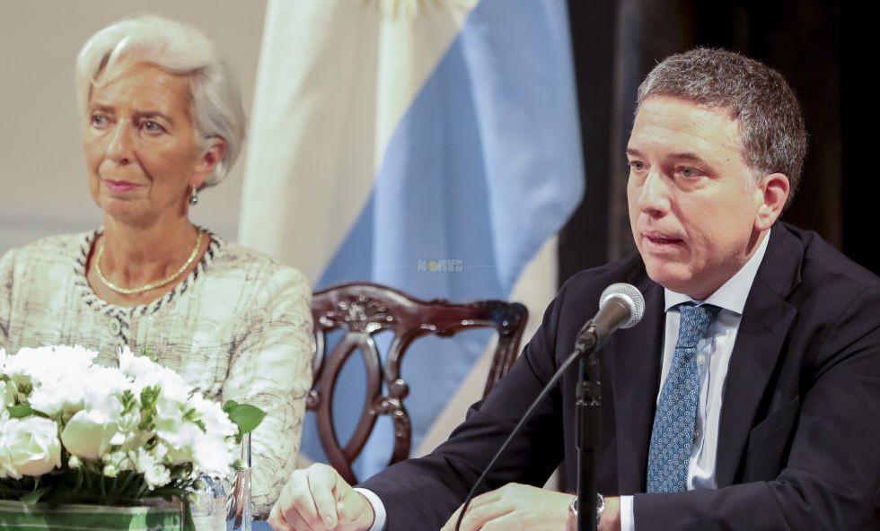 Nuevo acuerdo con el FMI: se eleva en US$7.100 M el convenio firmado en junio