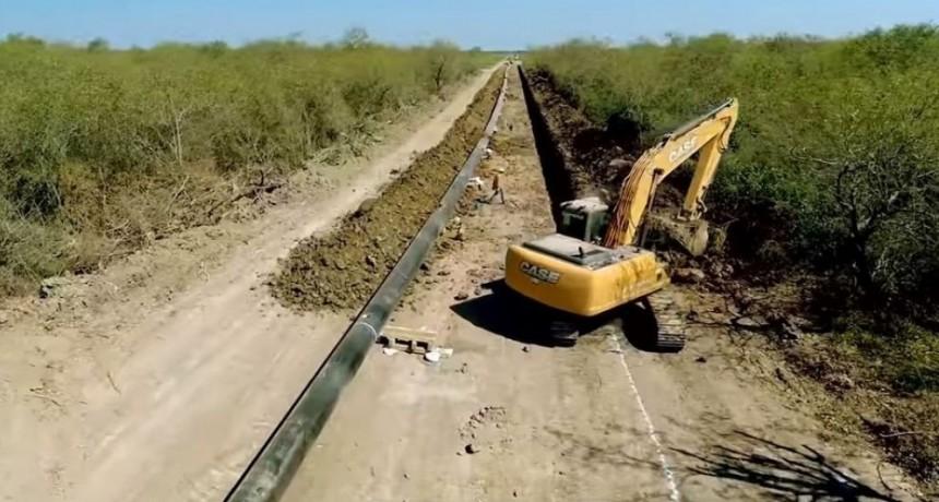 Nación desistió terminar el Gasoducto del Nordeste