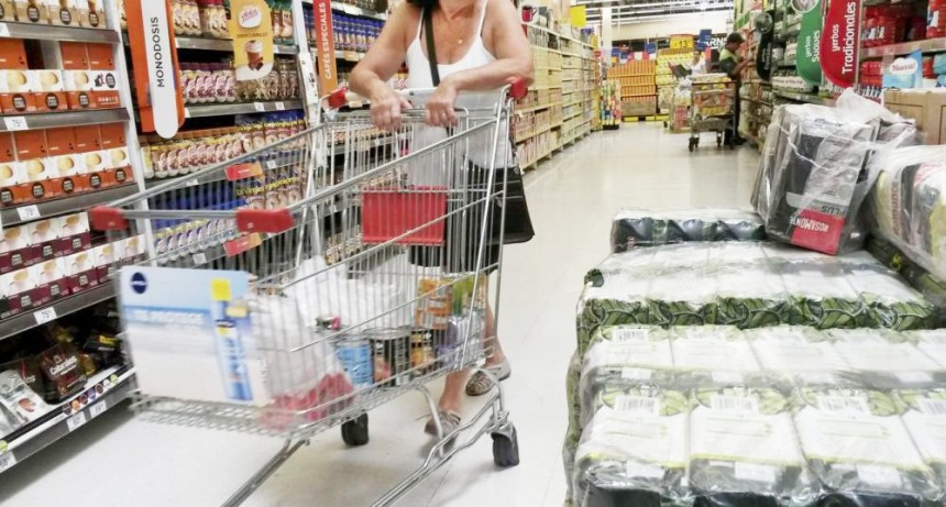 La inflación llegó a 3,9% en agosto y acumula un 24,3% en el año