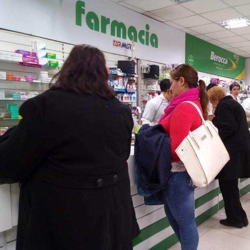 Farmacias locales esperan mejoras en convenio de remedios con el PAMI