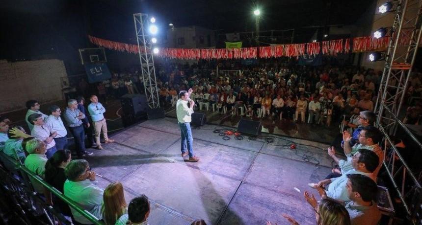 """Valdés: """"No estoy dispuesto a que Corrientes sea sometida a la indignidad kirchnerista"""""""
