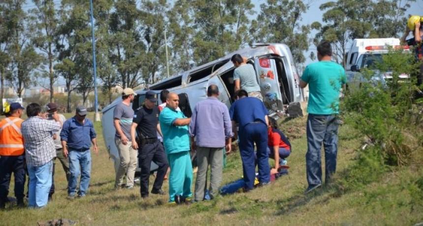 Un hombre perdió la vida en Mercedes tras siniestro vial: se investiga si era una