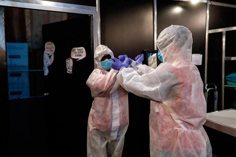 Récord de contagios de Coronavirus en Argentina con 12.026 nuevos casos y 245 muertes