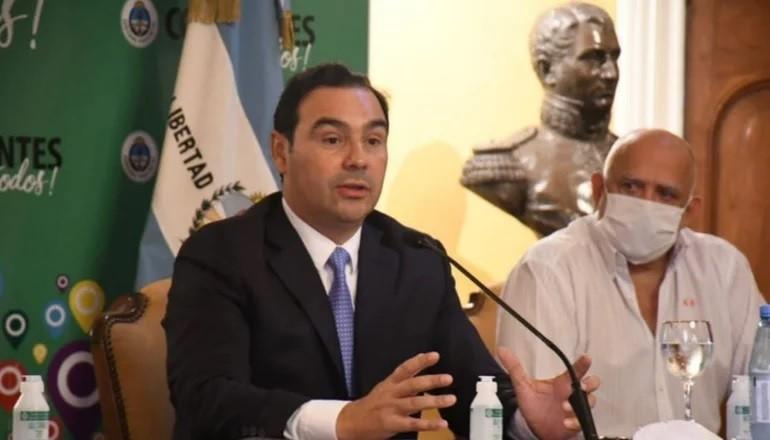 Valdés confirmó cómo sigue la cuarentena en la ciudad de Corrientes