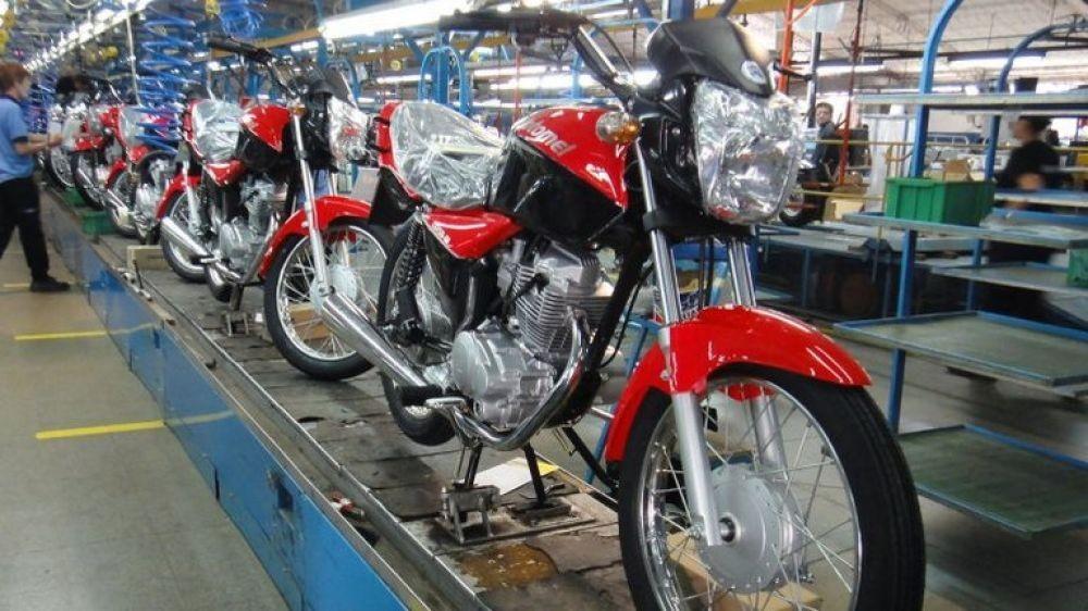 Nación anunció créditos de hasta $200 mil para compra de motos