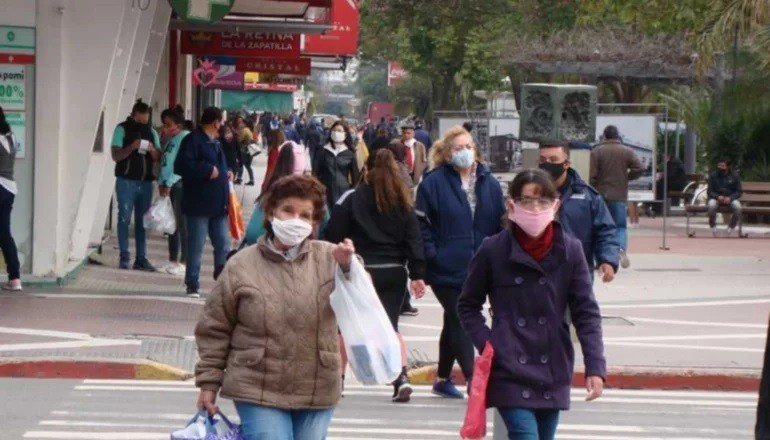 Confirman 115 muertes y 10.776 contagios en las últimas 24 horas