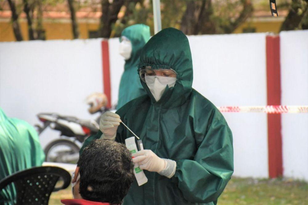 Corrientes registró 14 nuevos contagios y ya son 283 casos activos