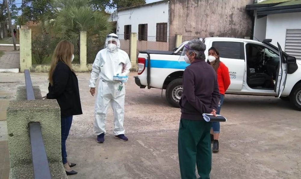 Mantilla y San Roque: amplían investigaciones epidemiológicas