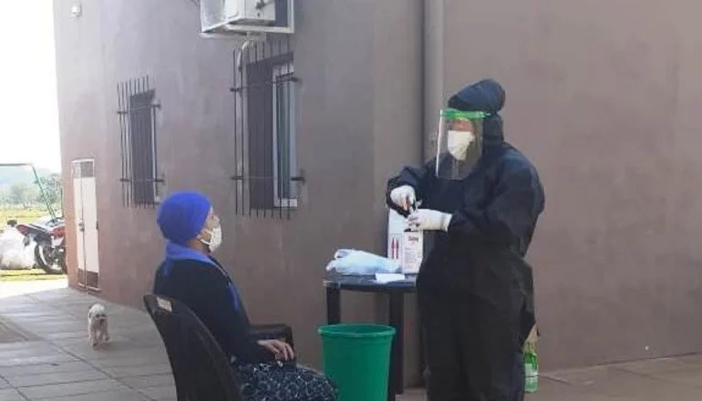 Cierra una centro de salud en Corrientes por un caso de coronavirus