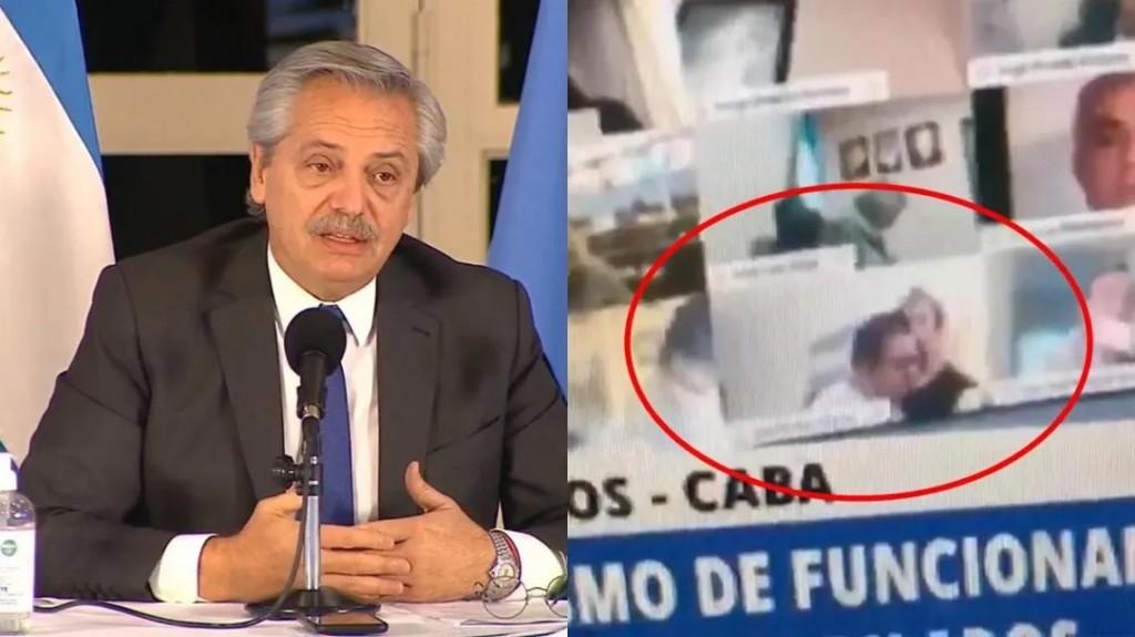 Alberto Fernández sobre el escándalo sexual del diputado Ameri: