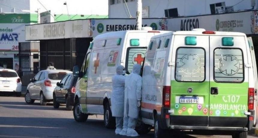 Aislaron a 10 trabajadores de salud en el hospital de Escuela
