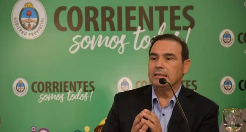 Valdés anunció aumento salarial y habilitó la etapa de responsabilidad social en Capital