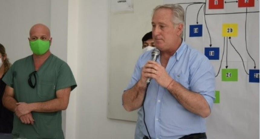 Monte Caseros confirmó tres casos nuevos de COVID-19