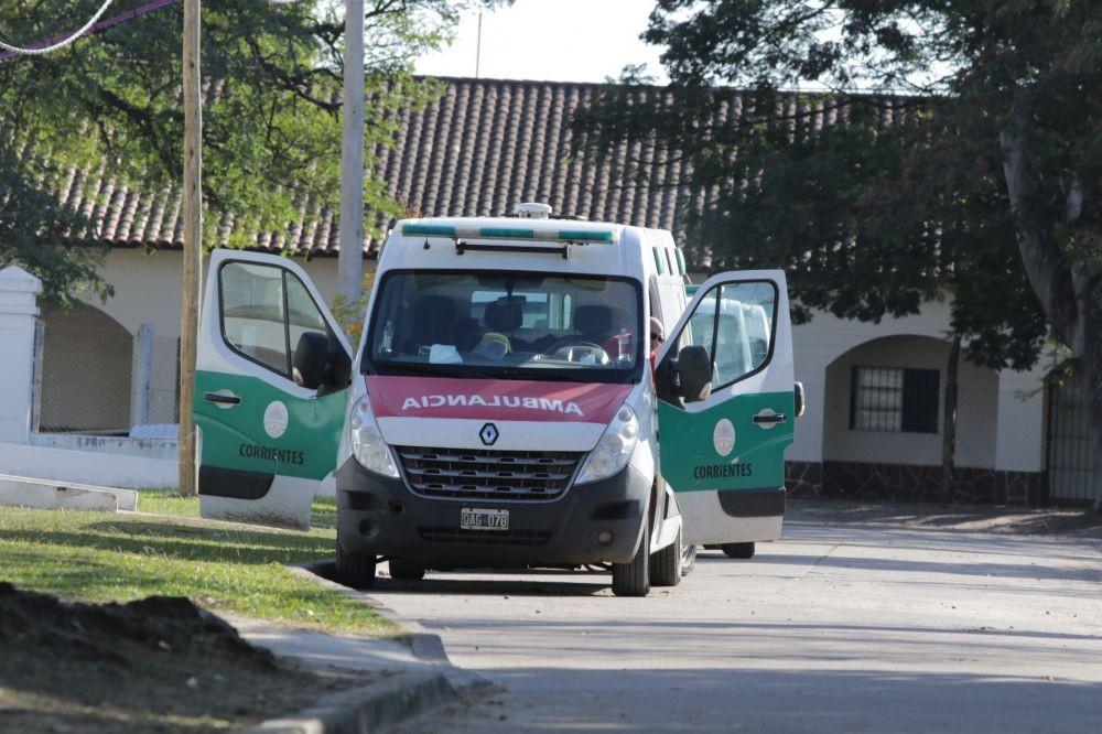 Corrientes registró 102 casos de Covid19 y dos muertos en el campaña