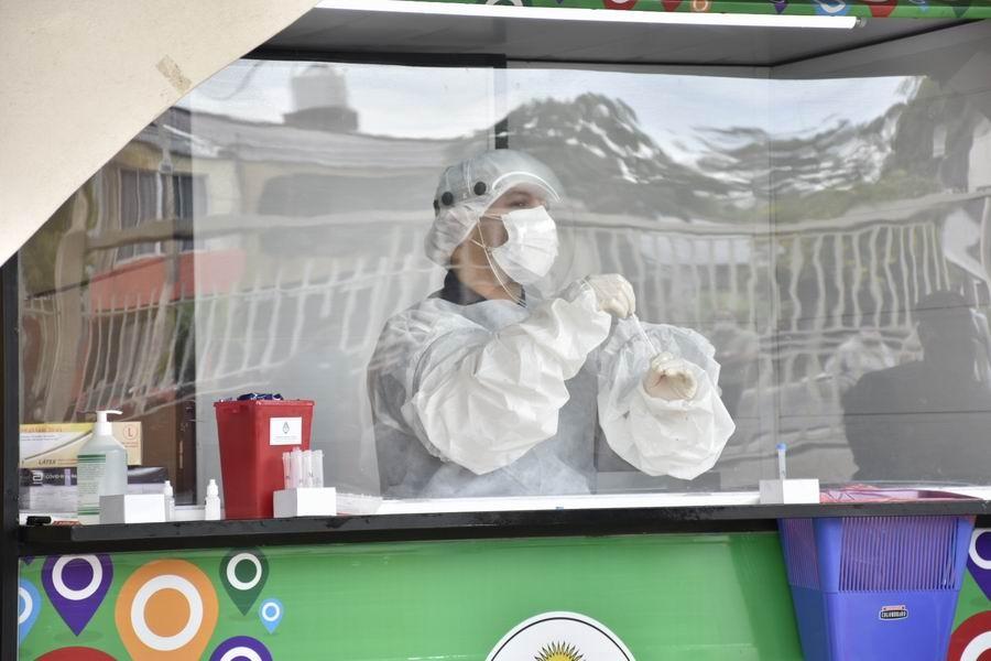 Covid-19: registraron solo 23 contagios en la provincia