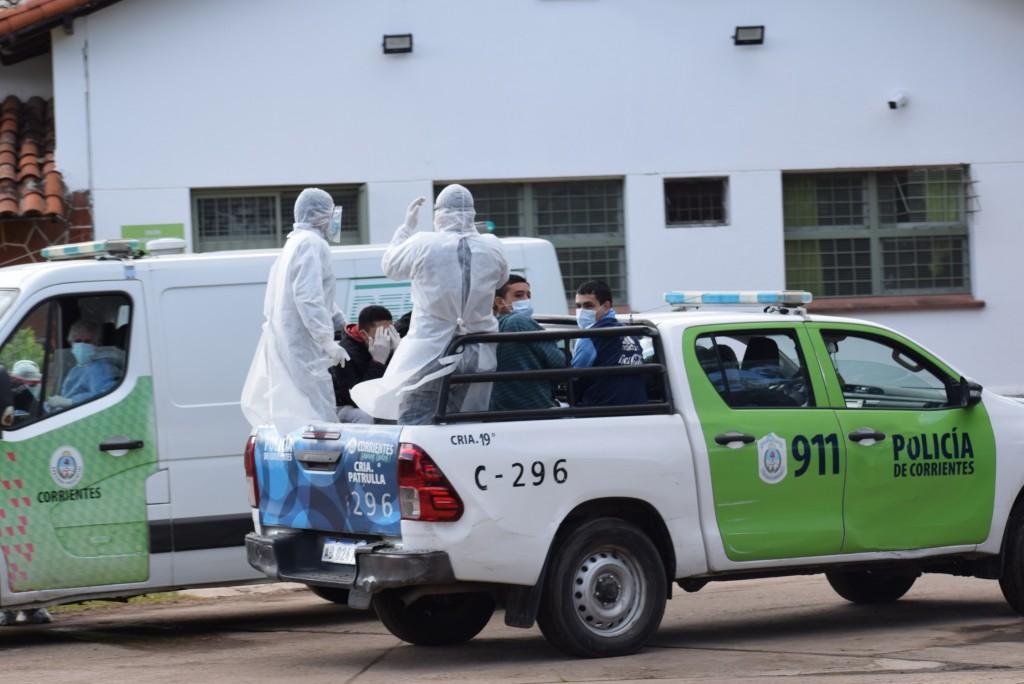 Coronavirus en Corrientes: 120 casos y una muerte en 24 horas
