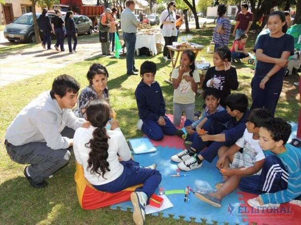 Cerró la 3ª Feria del Libro con homenaje a Sábato