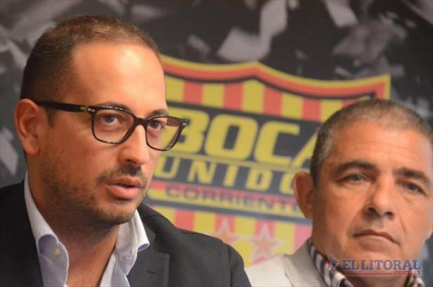 Directivos del Milan interesados en poder trabajar junto a Boca Unidos