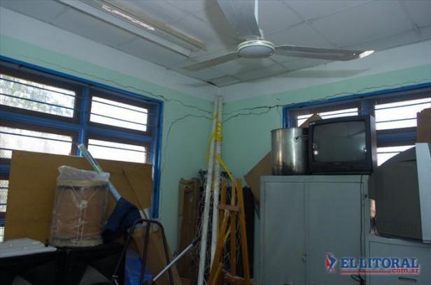 En algunas escuelas faltan ventiladores en más de la mitad de los salones